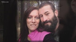 Missing couple found inside burned truck