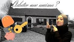 Acheter une maison 🏠 ? Je réponds a vos questions !