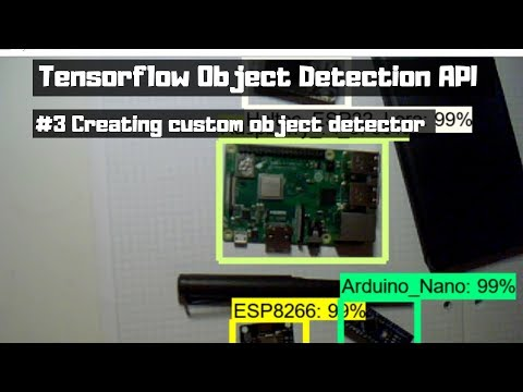 Tensorflow Object Detection Tutorial #3 – Creating your own object