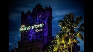 L'Histoire de l'Intrigante Tower of Terror!