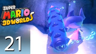 Super Mario 3D World - Episode 21: Emile Smells
