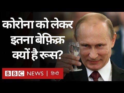 Corona Virus: Russia