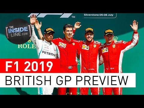BRITISH GRAND PRIX: RACE PREVIEW