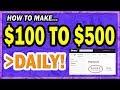 Easy Way To Make Money Online | Fast Ways To Make Money Online