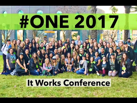 ONE 2017!! It Works Conference Tampa FL