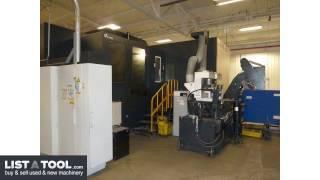 Makino (2) MAG 3EX Numerical Control & CNC Machine