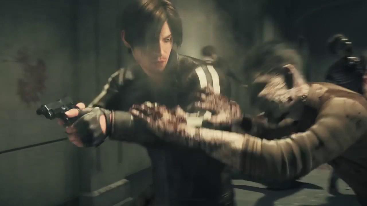 Resident Evil Vendetta Gun Fu Youtube