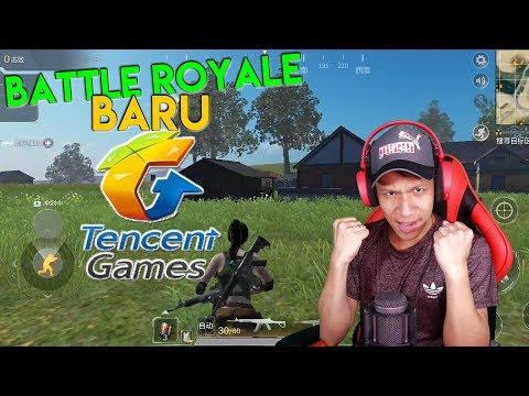 RINGAN ! Game Battle Royale Baru Tencent ! - Glorious Mission Indonesia