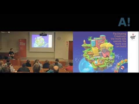 Aki Järvinen - Free to Play, Tricky to Design, Game Design in Free to Play Context, Aalto Game Mo...