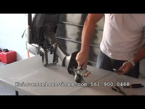 mercury thruster trolling motor manual