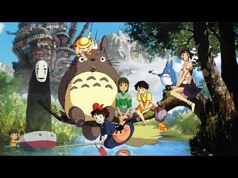AMV - Tribute to Hayao Miyazaki - Bestamvsofalltime Anime MV ♫