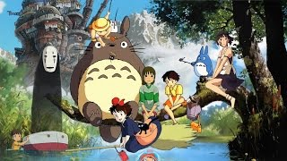 Today Is Hayao Miyazaki's Birthday! Enjoy This Impressive Anime Music Video Of Movies From Miyazaki