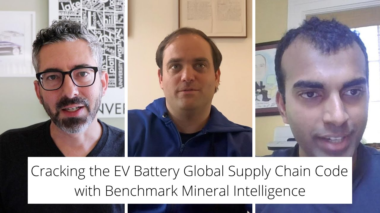Cracking the EV Battery Global Supply Chain Code with Benchmark Mineral Intelligence