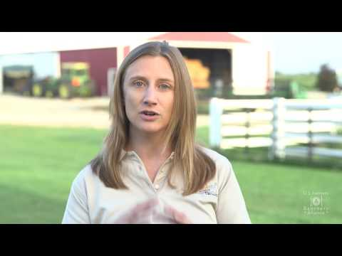 Emily Buck, Faces of Farming and Ranching Finalist
