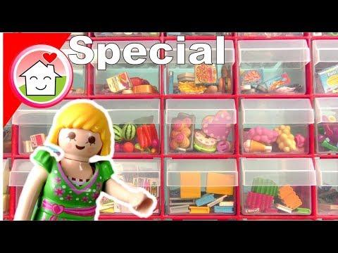 Playmobil Kleinteile Sammlung Und Kreativlager Von Familie Hauser