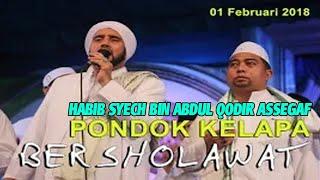 TERBARU ALBUM MEDLEY + LIRIK Habib Syech bin Abdul Qodir Assegaf Jakarta Bersholawat
