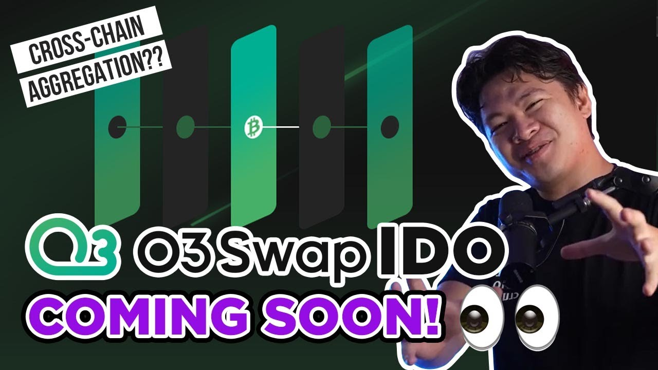 Finding the best exchange? O3 SWAP IDO is coming soon!