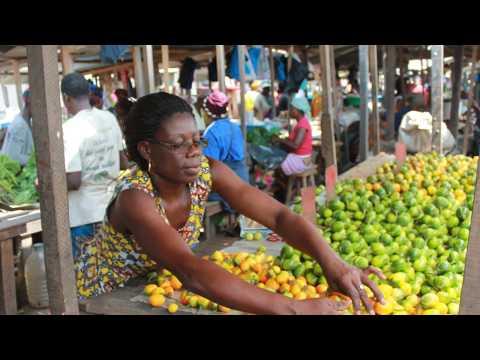 Cagnotte Expo les femmes du marché Pointe-Noire Congo