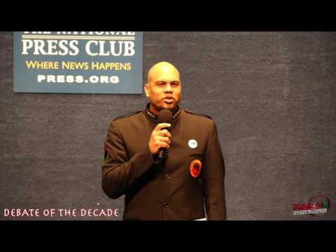 DEBATE OF THE DECADE WITH ATTY. MALIK ZULU SHABAZZ AND DR. CORNEL WEST
