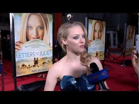 Amanda Seyfried & Chris Egan : Letters To Juliet LA Movie Premiere