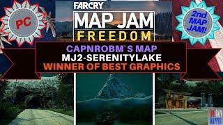 Far Cry Map Jam 2 Freedom Winner MJ2-SerenityLake By CapnRobm for best Graphics
