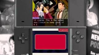 Quick Look: Ace Attorney: Miles Edgeworth (Video Game Video Review)