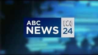 ABC News 24 theme music: Version 1 (2010- )