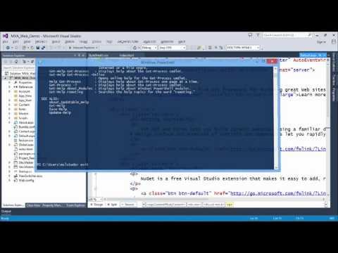 Software Development Fundamentals, 05, Desktop Applications