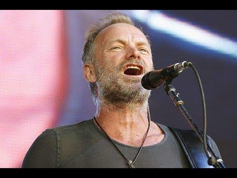 Lo mejor de Sting y The police