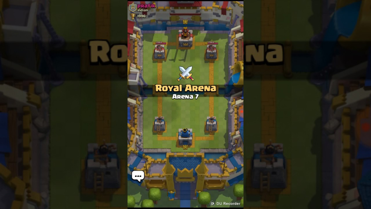 Cheap and best pekka deck for arena 7 youtube for Deck pekka arene 7