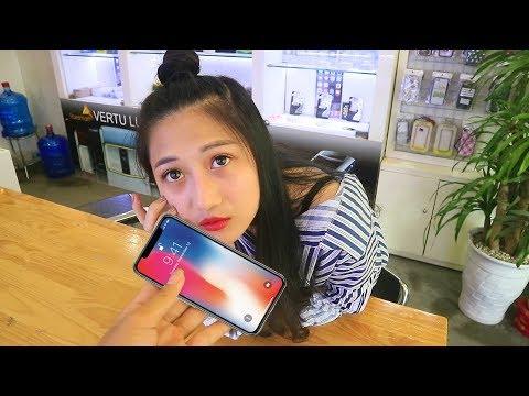 PHD   Cùng Người Yêu Xinh Gái Đi Mua Điện Thoại Mới   Buy New Smartphone