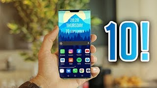 Huawei Mate 30 Pro - TOP 10 FEATURES! Video