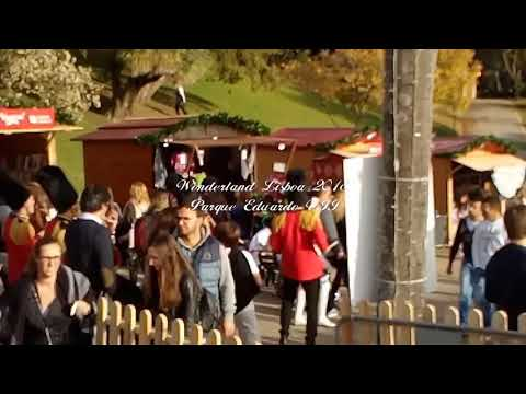 Wonderland Lisboa 2018 Parque Eduardo VII