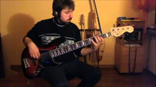 How sweet it is (to be loved by you) - James Taylor [Bass cover]