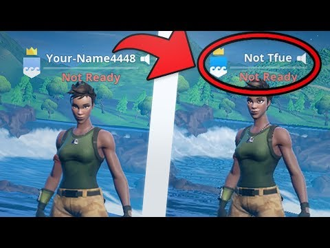 🔴How To Change Your Fortnite Name To Anything ✅ Works On All Platforms (PC, PS4, XBOX, Mobile)