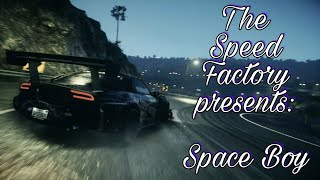 The Speed Factory presents: The Space Boy (Need For Speed 2015)