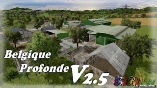 FS15 | Présentation de la Belgique Profonde V2.5