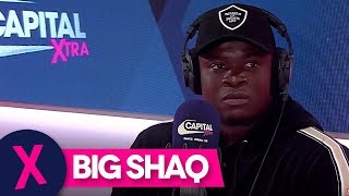 Big Shaq Talks New Song