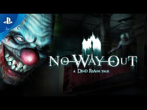 No Way Out: A Dead Realm Tale | Official Cinematic Trailer | PSVR
