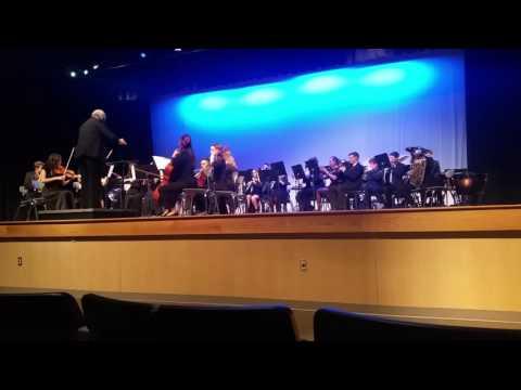 Juliette 1st chair oboe Ethos music festival.