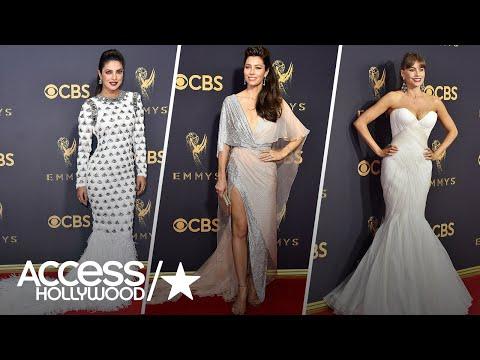 2017 Emmy Fashion Roundup: From Sofia Vergara To Jessica Biel | Emmys 2017 | Access Hollywood