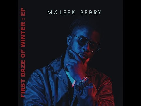 Maleek Berry - What If (Audio)