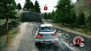 WRC: FIA World Rally Championship 3 - France Rally Gameplay (HD)