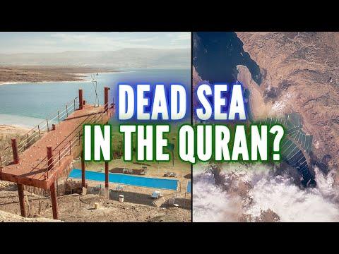 DEAD SEA IN THE QURAN?!