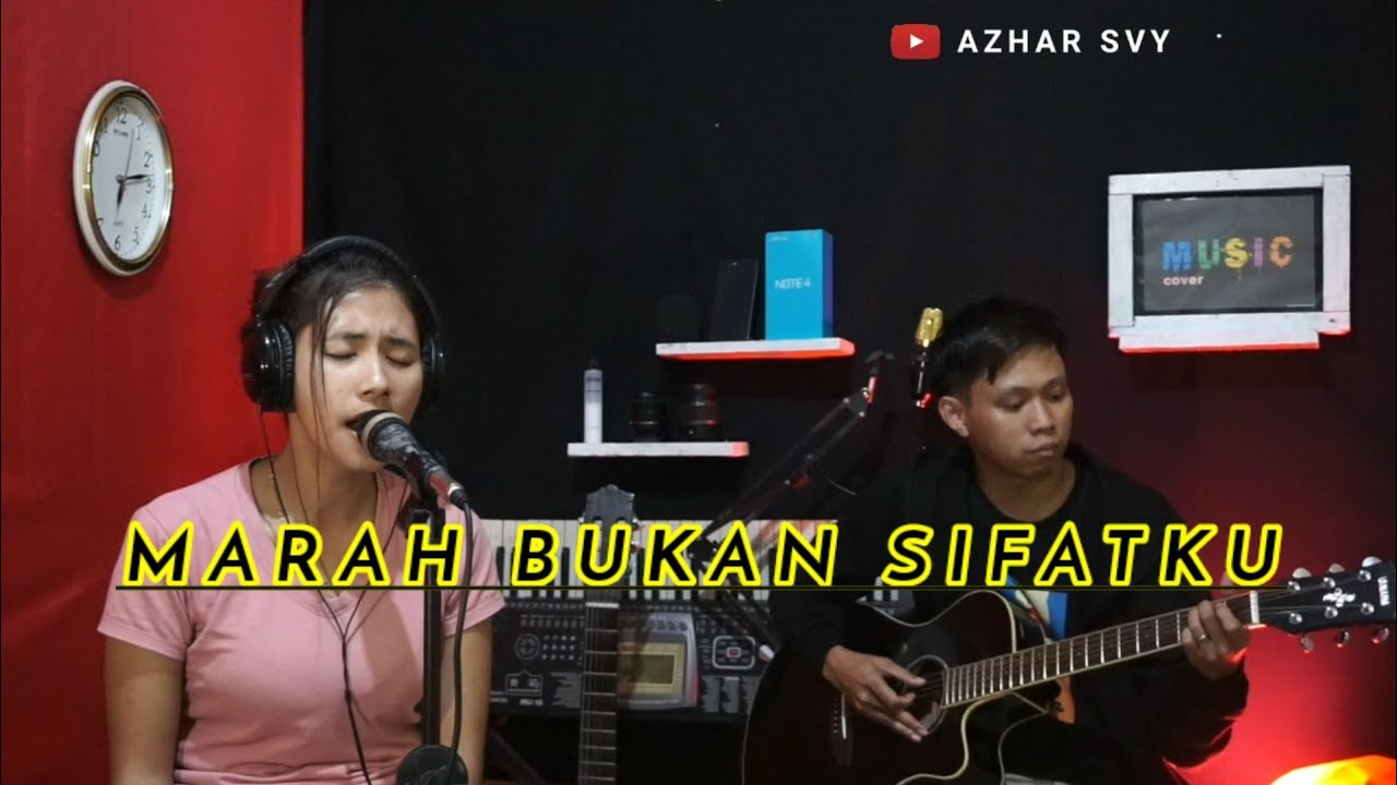 Download MARAH BUKAN SIFATKU COVER BY MOY BESTI