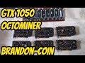 GTX 1050 OCTOMINER budget build
