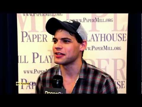 Jeremy Jordan Interview - Newsies the Musical - Jack Kelly