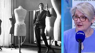 Mort d'Hubert de Givenchy :