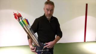 Archery Review: Manchu Style Quiver by Ali Bow at Malta Archery