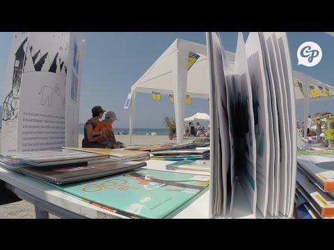 Sur la plage abandonnée, littérature et farniente